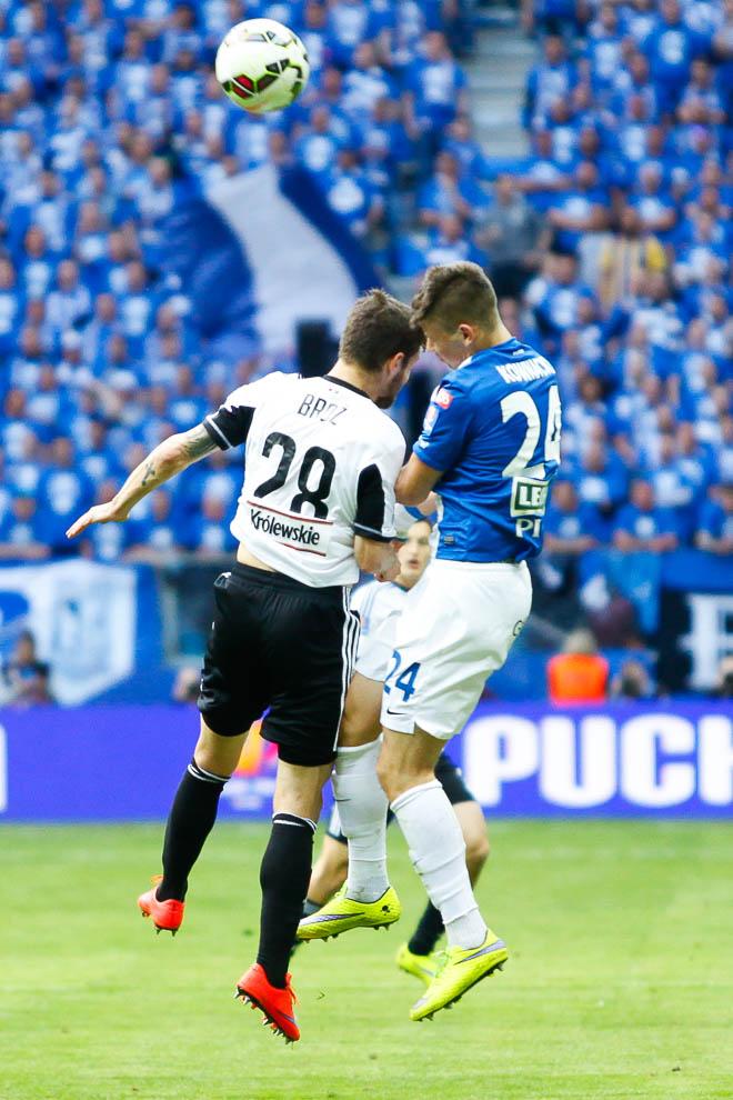 Finał Pucharu Polski: Lech Poznań 1-2 Legia Warszawa - fot. Piotr Galas (zdjęcie 63 z 172)