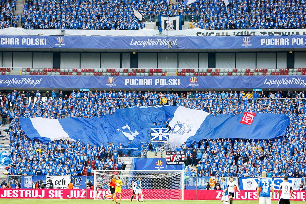 Finał Pucharu Polski: Lech Poznań 1-2 Legia Warszawa - fot. Piotr Galas (zdjęcie 65 z 172)