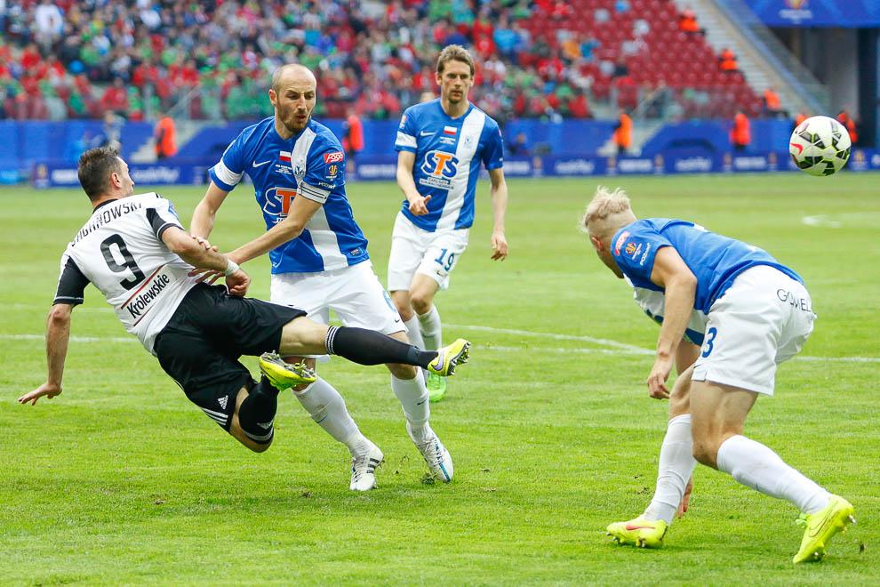 Finał Pucharu Polski: Lech Poznań 1-2 Legia Warszawa - fot. Piotr Galas (zdjęcie 67 z 172)