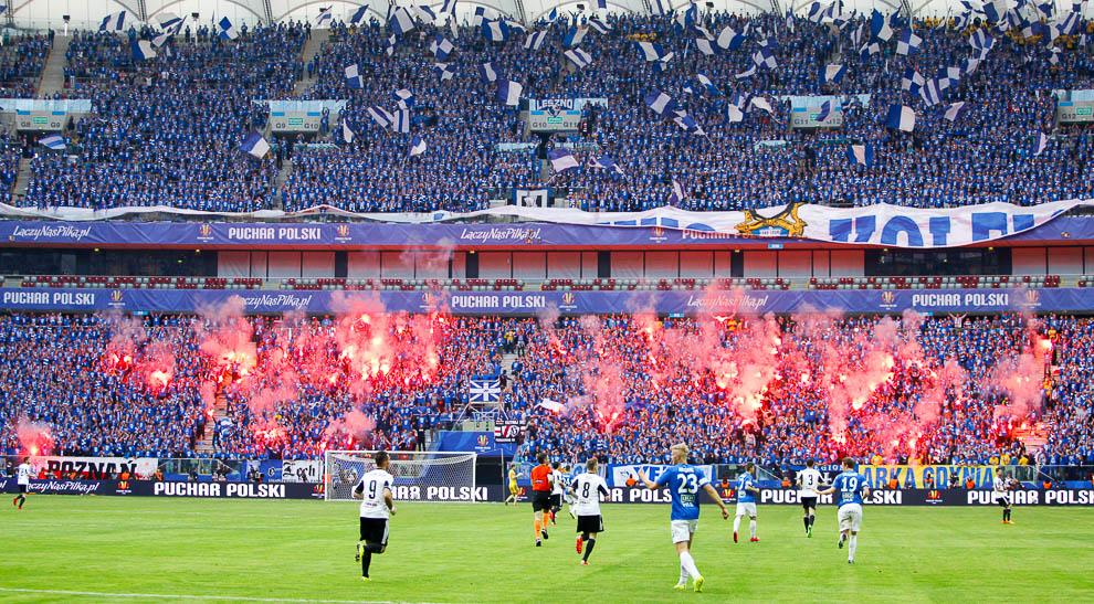 Finał Pucharu Polski: Lech Poznań 1-2 Legia Warszawa - fot. Piotr Galas (zdjęcie 68 z 172)