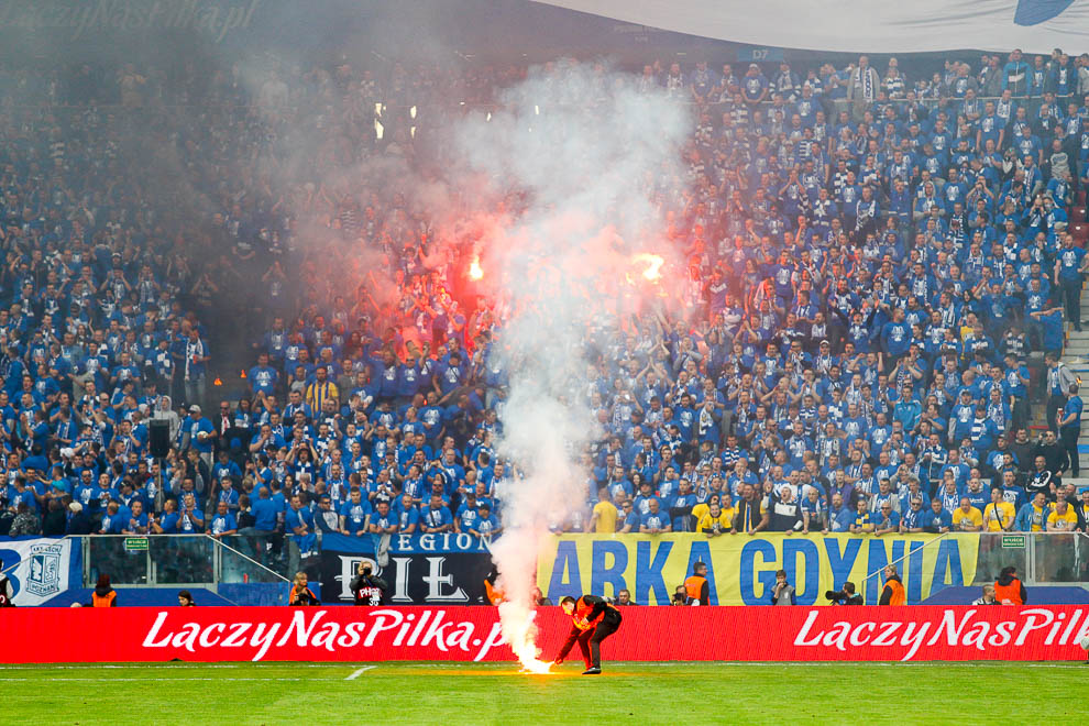 Finał Pucharu Polski: Lech Poznań 1-2 Legia Warszawa - fot. Piotr Galas (zdjęcie 71 z 172)