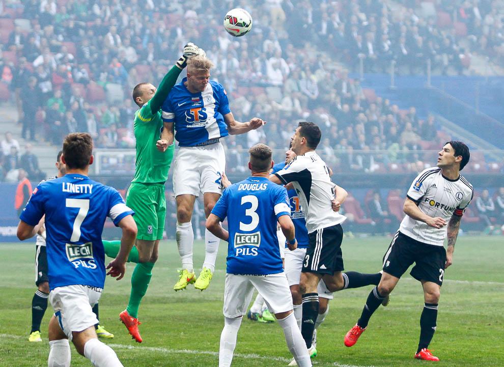 Finał Pucharu Polski: Lech Poznań 1-2 Legia Warszawa - fot. Piotr Galas (zdjęcie 74 z 172)