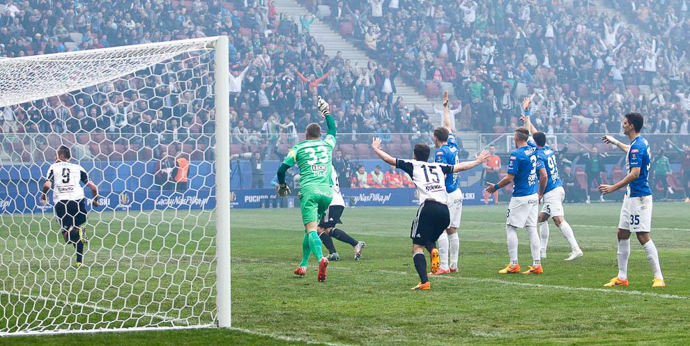 Finał Pucharu Polski: Lech Poznań 1-2 Legia Warszawa - fot. Piotr Galas (zdjęcie 77 z 172)