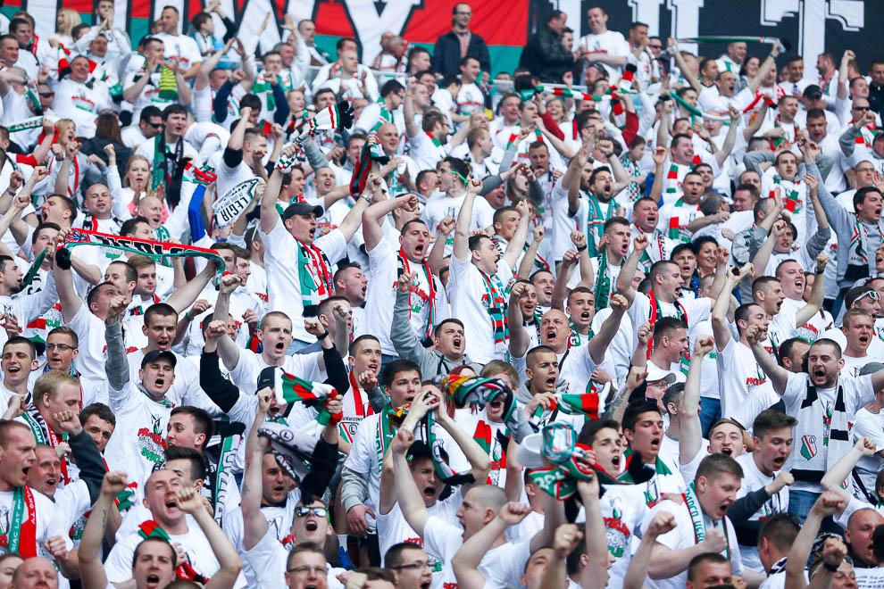 Finał Pucharu Polski: Lech Poznań 1-2 Legia Warszawa - fot. Piotr Galas (zdjęcie 78 z 172)
