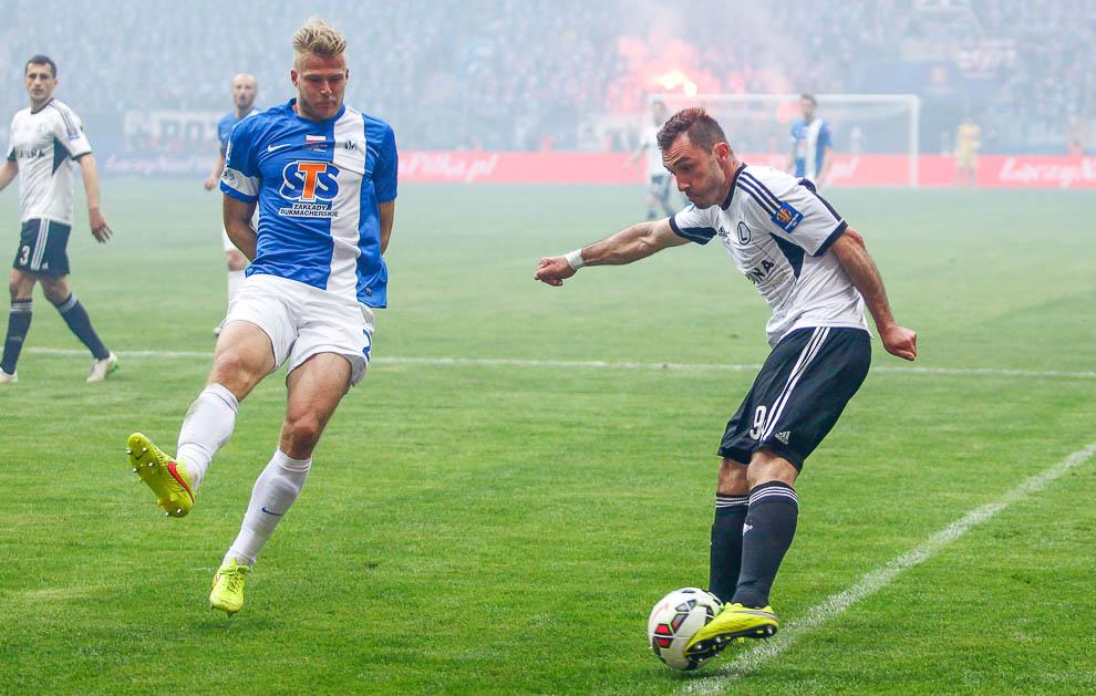 Finał Pucharu Polski: Lech Poznań 1-2 Legia Warszawa - fot. Piotr Galas (zdjęcie 79 z 172)