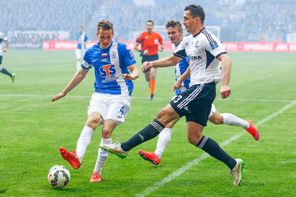 Finał Pucharu Polski: Lech Poznań 1-2 Legia Warszawa - fot. Piotr Galas (zdjęcie 80 z 172)
