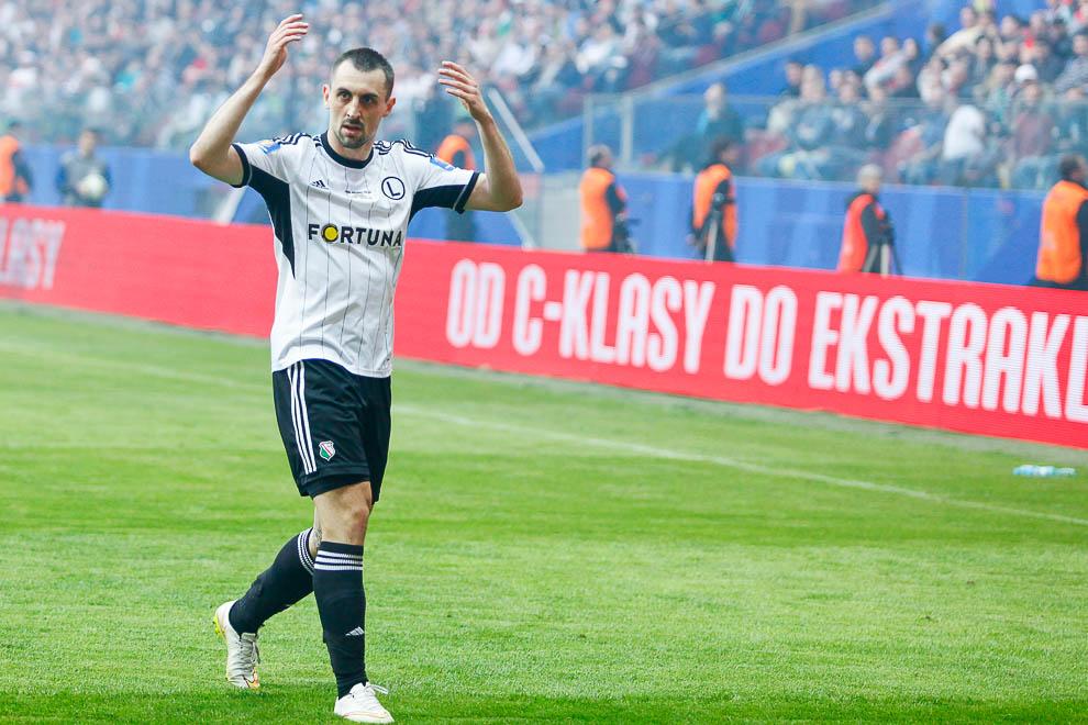 Finał Pucharu Polski: Lech Poznań 1-2 Legia Warszawa - fot. Piotr Galas (zdjęcie 81 z 172)