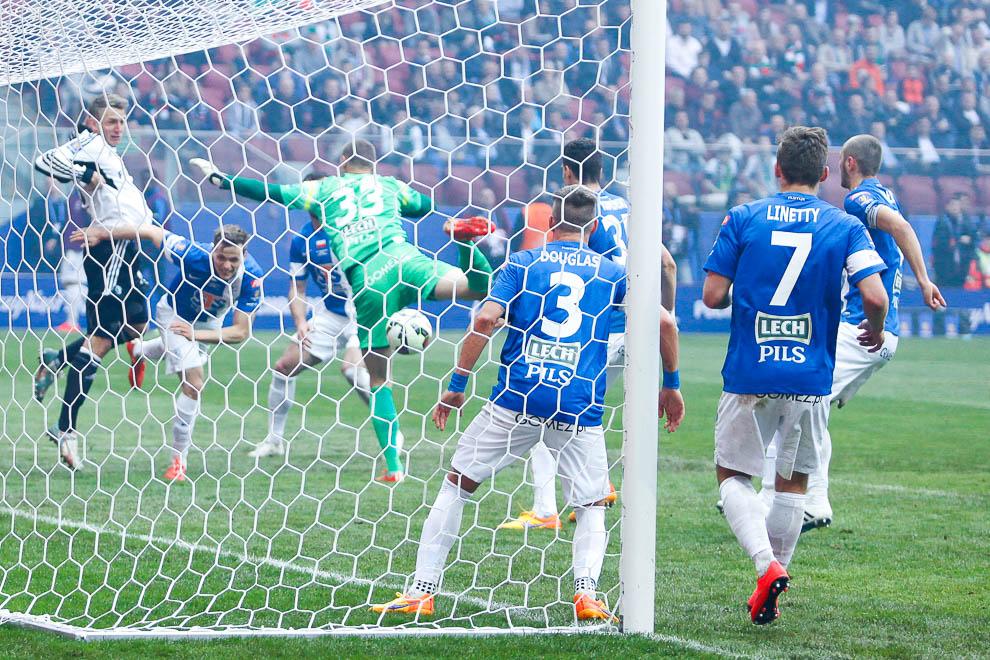 Finał Pucharu Polski: Lech Poznań 1-2 Legia Warszawa - fot. Piotr Galas (zdjęcie 82 z 172)