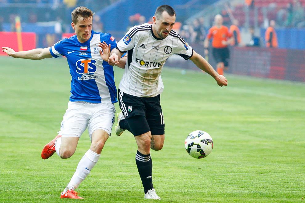 Finał Pucharu Polski: Lech Poznań 1-2 Legia Warszawa - fot. Piotr Galas (zdjęcie 85 z 172)