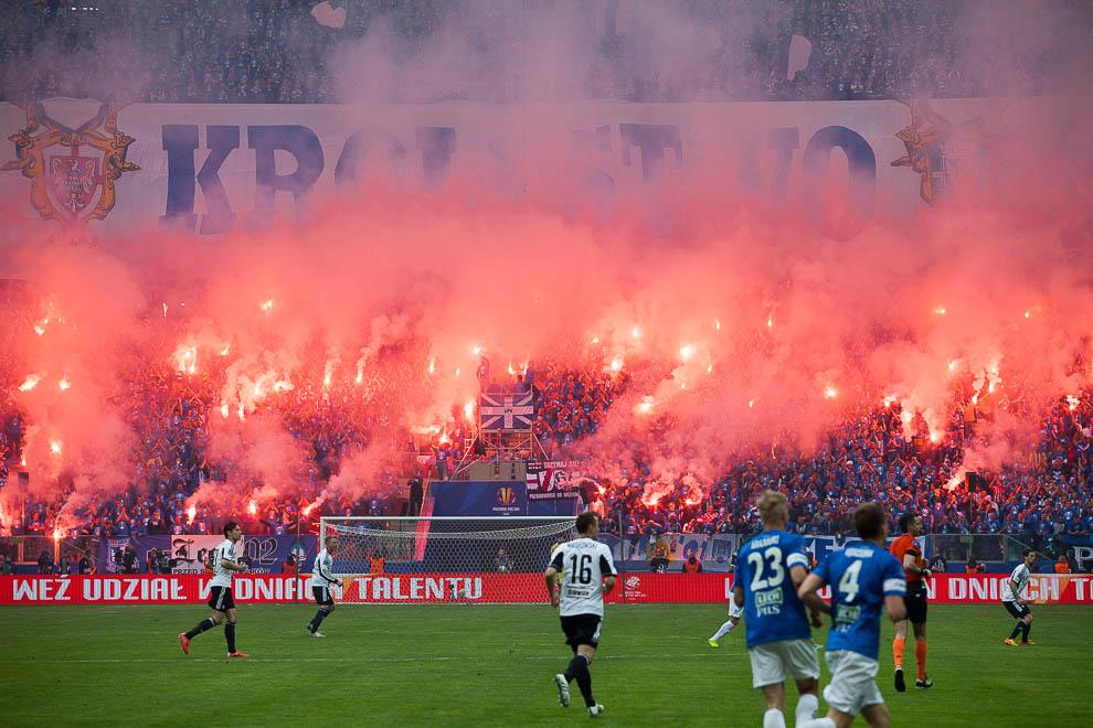 Finał Pucharu Polski: Lech Poznań 1-2 Legia Warszawa - fot. Piotr Galas (zdjęcie 89 z 172)