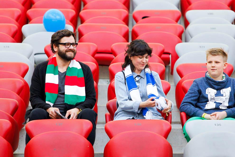 Finał Pucharu Polski: Lech Poznań 1-2 Legia Warszawa - fot. Piotr Galas (zdjęcie 9 z 172)