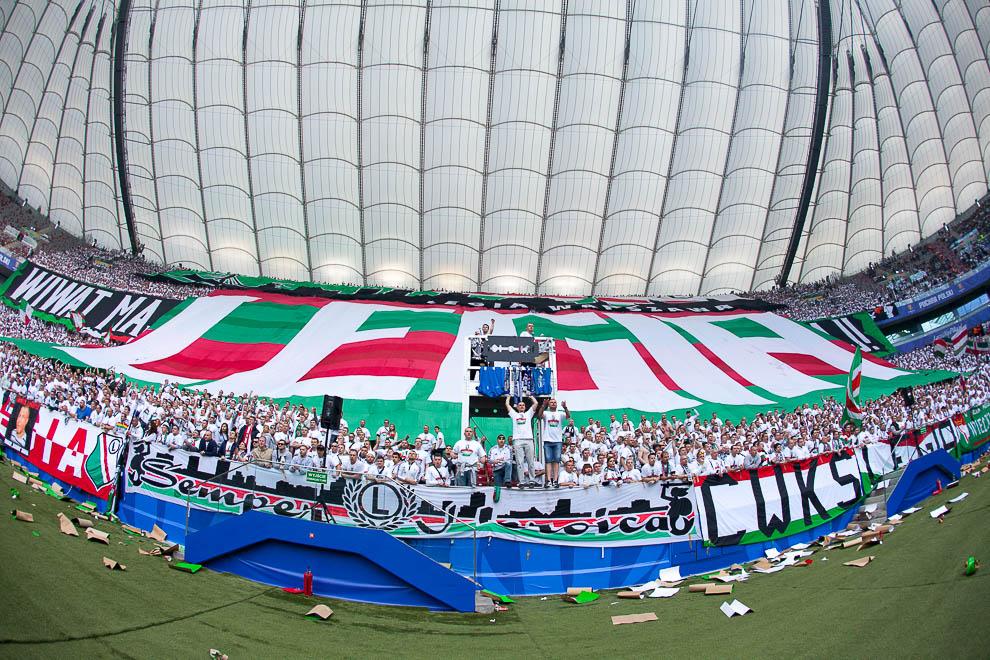 Finał Pucharu Polski: Lech Poznań 1-2 Legia Warszawa - fot. Piotr Galas (zdjęcie 91 z 172)