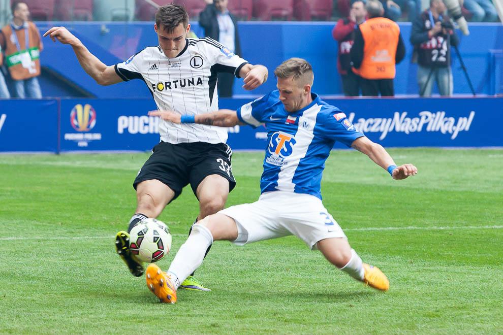Finał Pucharu Polski: Lech Poznań 1-2 Legia Warszawa - fot. Piotr Galas (zdjęcie 92 z 172)