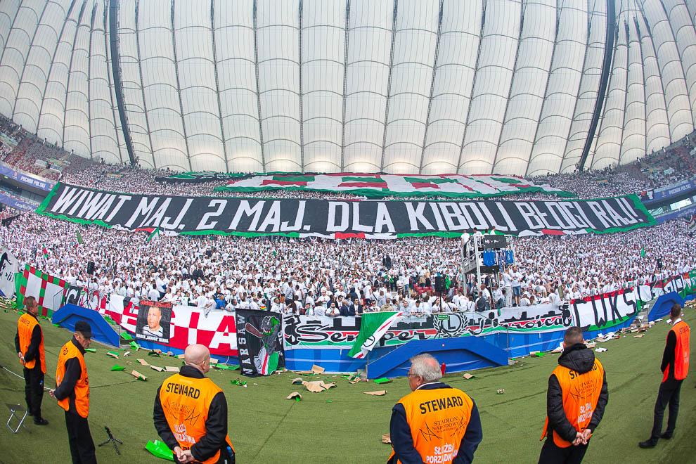 Finał Pucharu Polski: Lech Poznań 1-2 Legia Warszawa - fot. Piotr Galas (zdjęcie 93 z 172)