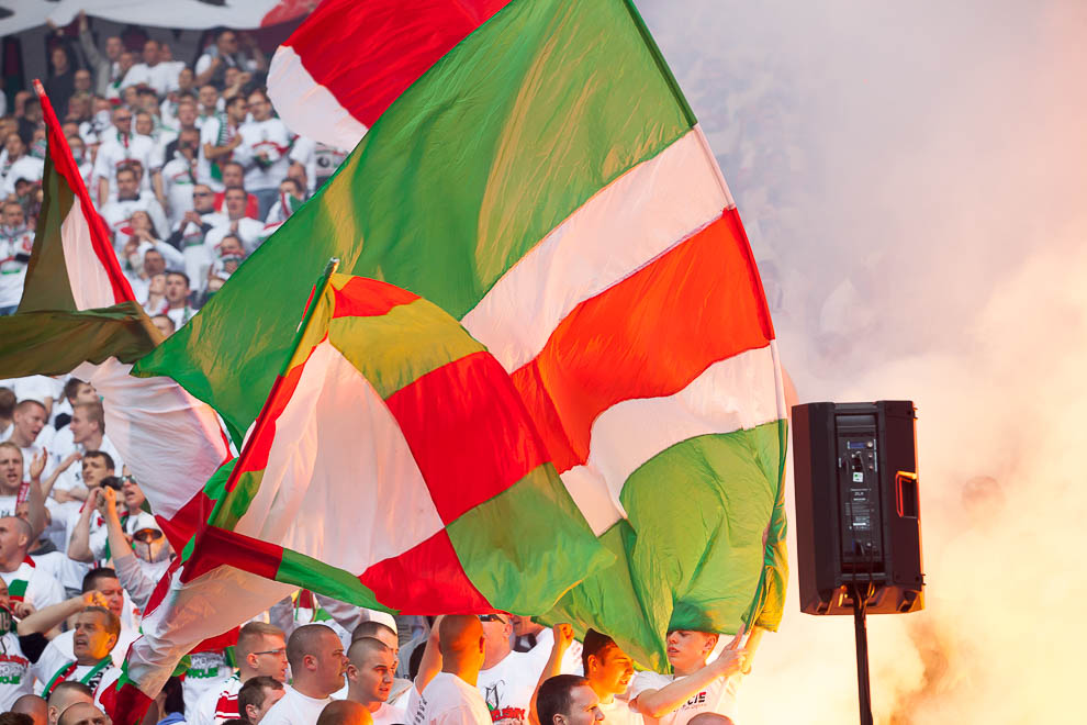 Finał Pucharu Polski: Lech Poznań 1-2 Legia Warszawa - fot. Piotr Galas (zdjęcie 95 z 172)
