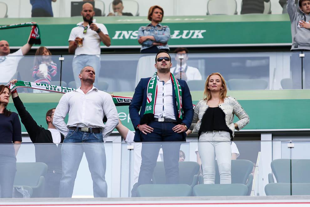 Legia Warszawa 1-2 Lech Poznań - fot. Piotr Galas/wiadomosci24.pl (zdjęcie 11 z 43)