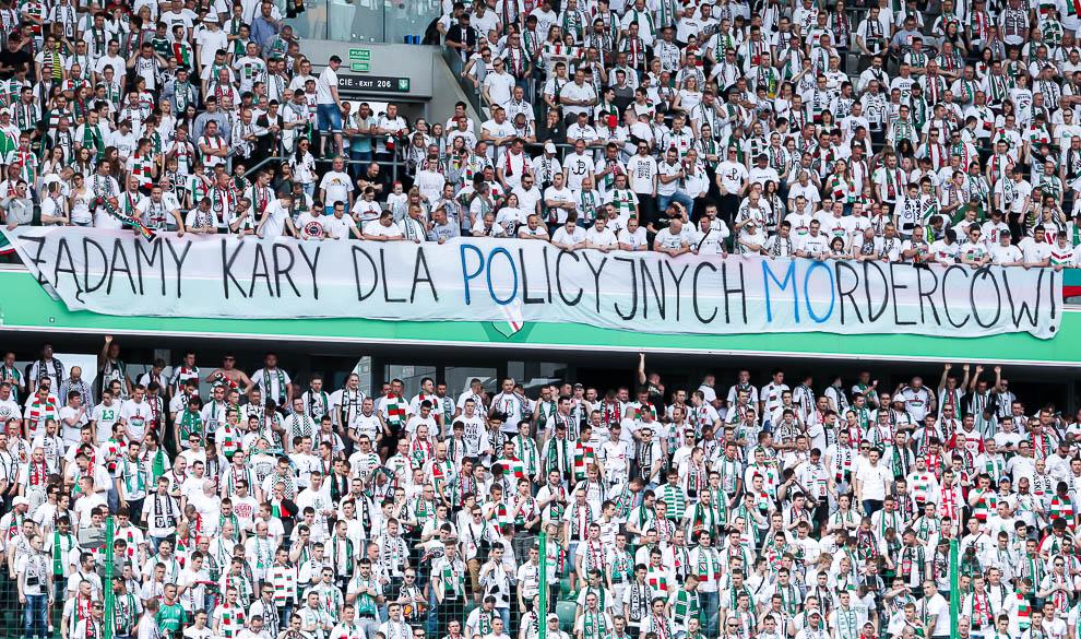 Legia Warszawa 1-2 Lech Poznań - fot. Piotr Galas/wiadomosci24.pl (zdjęcie 13 z 43)