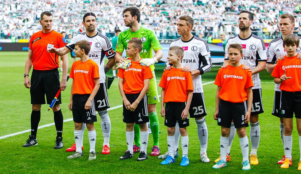Legia Warszawa 1-2 Lech Poznań - fot. Piotr Galas/wiadomosci24.pl (zdjęcie 15 z 43)