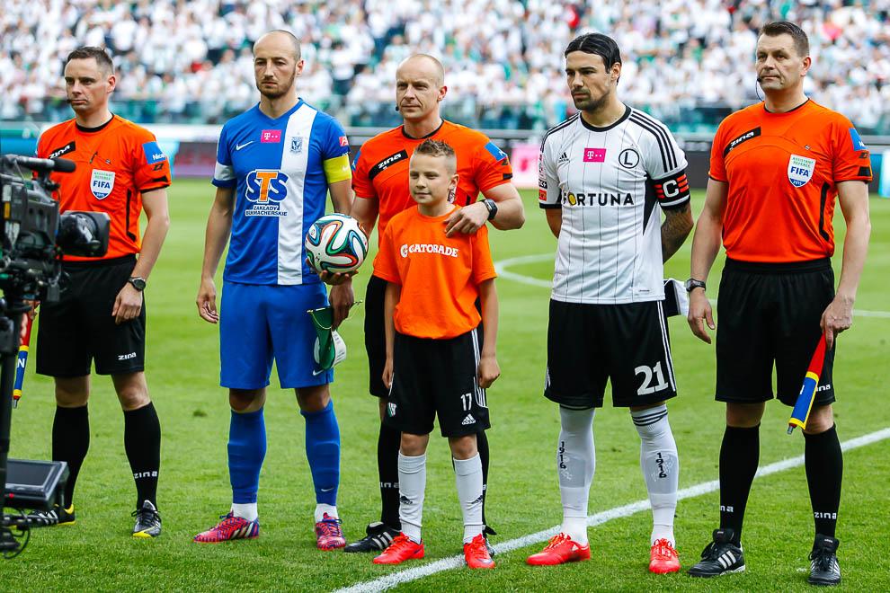 Legia Warszawa 1-2 Lech Poznań - fot. Piotr Galas/wiadomosci24.pl (zdjęcie 17 z 43)