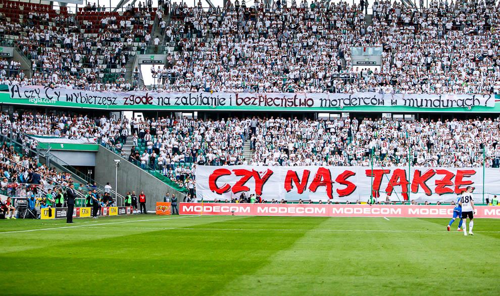 Legia Warszawa 1-2 Lech Poznań - fot. Piotr Galas/wiadomosci24.pl (zdjęcie 20 z 43)