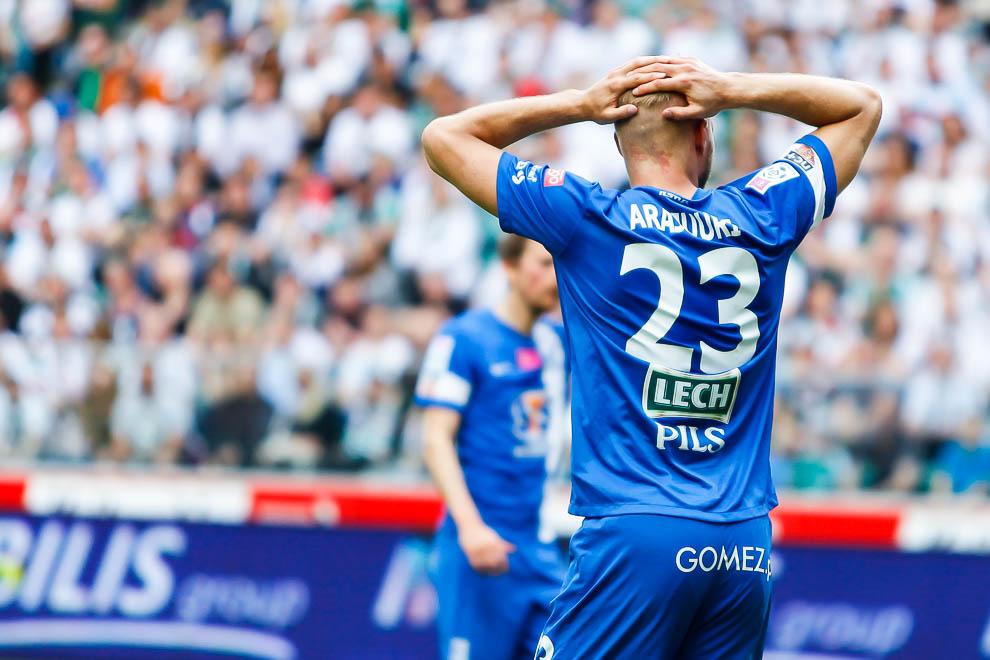 Legia Warszawa 1-2 Lech Poznań - fot. Piotr Galas/wiadomosci24.pl (zdjęcie 36 z 43)