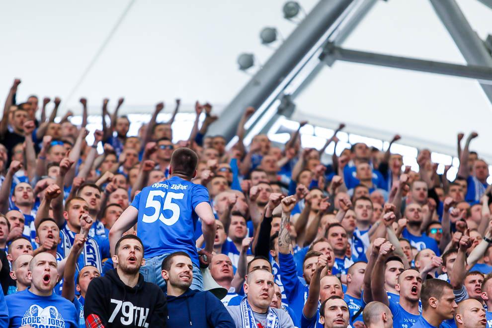 Legia Warszawa 1-2 Lech Poznań - fot. Piotr Galas/wiadomosci24.pl (zdjęcie 39 z 43)