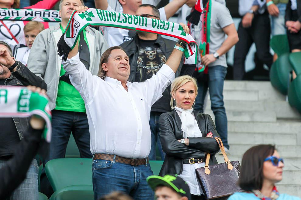 Legia Warszawa 1-2 Lech Poznań - fot. Piotr Galas/wiadomosci24.pl (zdjęcie 7 z 43)