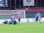 Trening Schalke na Łazienkowskiej - fot. turystka_CF