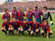 Pamiątkowe zdjęcie Barcelony - fot. Woytek