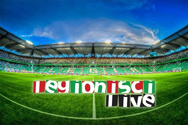 Zapraszamy na naszą RELACJĘ LIVE! z meczu Legii Warszawa