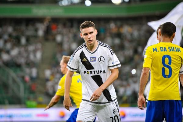 Jarosław Niezgoda - fot. Mishka / Legionisci.com