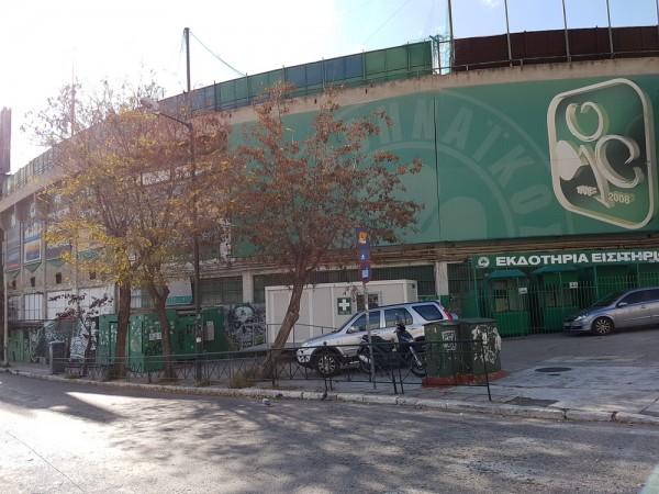 Stadion Panathinaikosu Ateny - fot. Bodziach