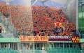 Białostoczanie na stadionie Legii w lipcu 2016 roku - fot. Legionisci.com