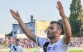 Nemanja Nikolić strzelił w niedzielę dwa gole - fot. Mishka / Legionisci.com