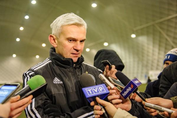 Jacek Magiera - fot. Woytek / Legionisci.com