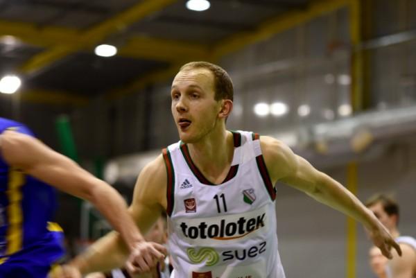 Łukasz Wilczek - fot. Bodziach / Legionisci.com