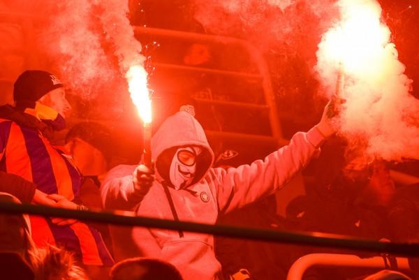 Arka Gdynia - Legia Warszawa - fot. Mishka / Legionisci.com