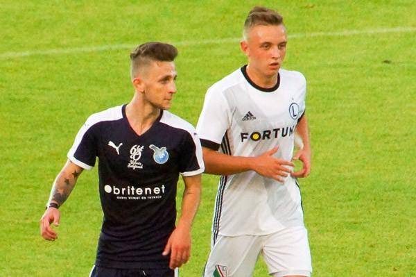 Victoria Sulejówek - Legia II Warszawa - fot. Raffi / Legionisci.com