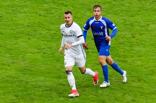 III liga: Legia II Warszawa - Olimpia Zambrów - fot. Raffi / Legionisci.com