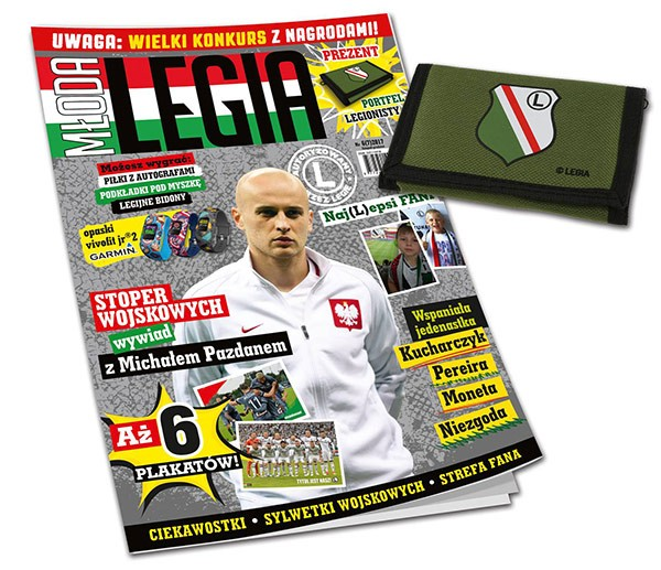 Młoda Legia - magazyn dla kibiców