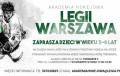 Akademia Hokejowa Legii Warszawa zaprasza dzieci!