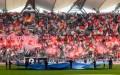 Oprawa przed meczem z Wisłą - fot. Woytek / Legionisci.com