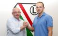 Jarosław Jankowski i Łukasz Wilczek - fot. Janusz Partyka / Legiakosz.com