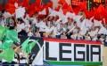 Kibice na meczu Legia Warszawa - Asseco Gdynia - fot. Hugollek / Legionisci.com