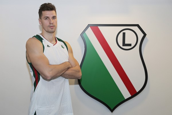 Andrejs Selakovs - fot. Jacek Prondzynski / Legiakosz.com