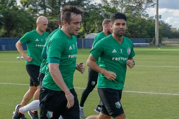 Miroslav Radović i Eduardo da Silva - fot. Hagi / Legionisci.com
