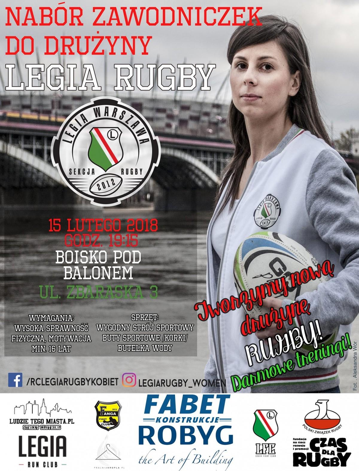 fot. Legia Rugby