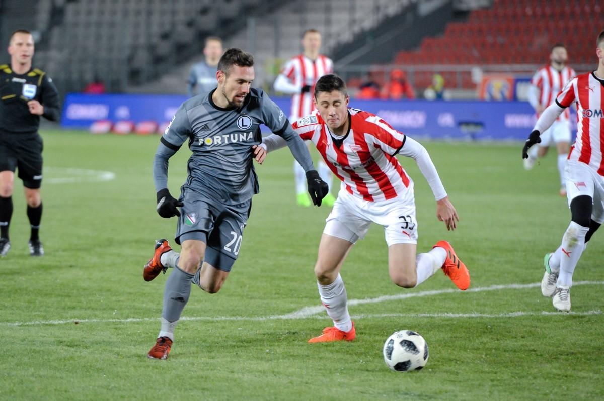 Marko Vesović - fot. Mishka / Legionisci.com