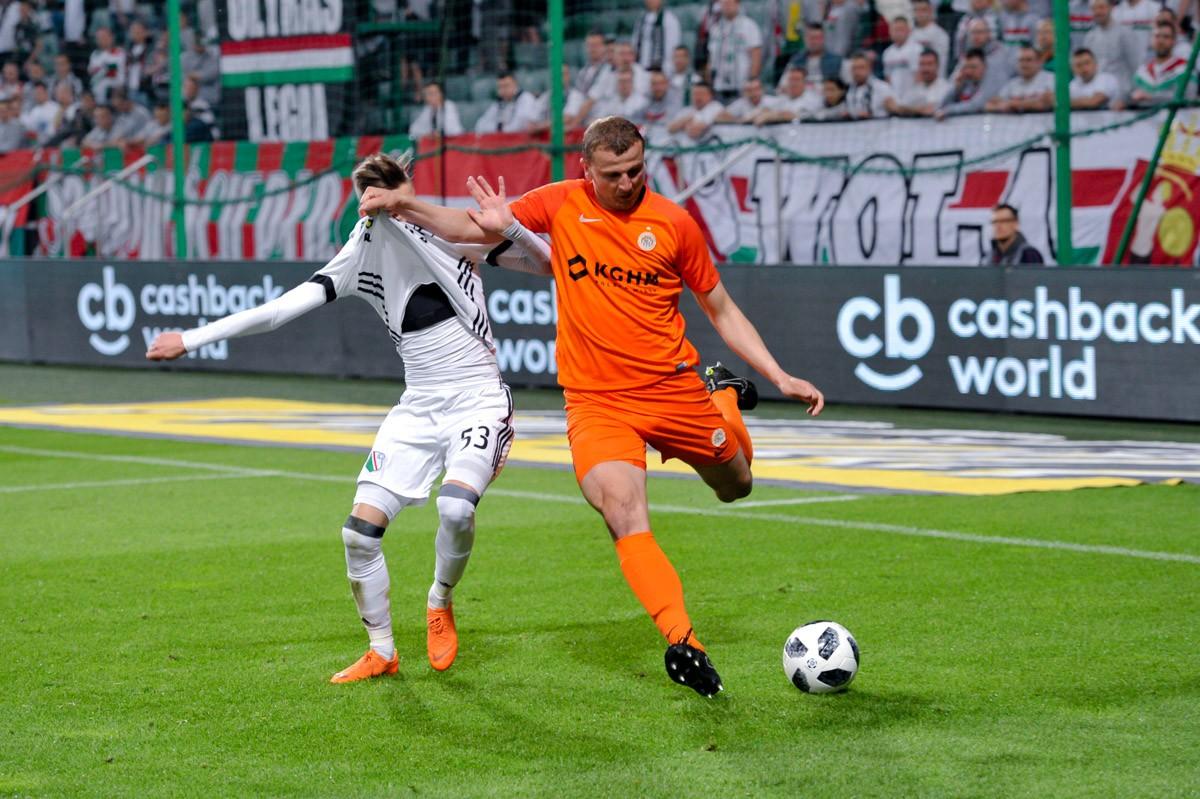 Maciej Dąbrowski - fot. Mishka / Legionisci.com