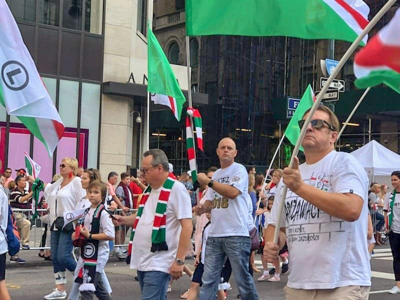 fot. Legia Fan Club NYC